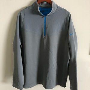 Nike Golf Dri-fit 1/4 zip pullover XL (branded)